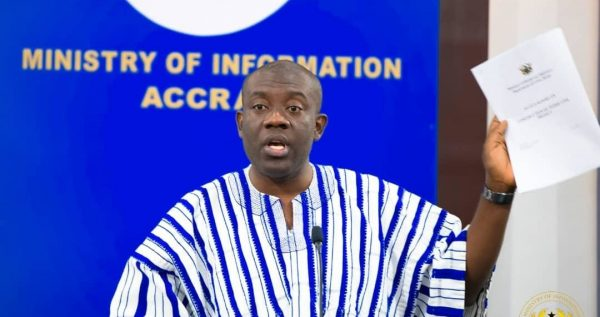 Forty-nine (49) persons sent home from isolation centers to complete treatment – Oppong Nkrumah clarifies