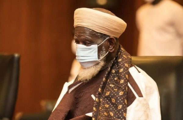 'We're grateful for lifting the lockdown'- Chief Imam, Muslim leaders to Akuffo Addo