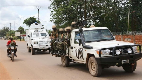 3 UN peacekeepers killed in Mali3 UN peacekeepers killed in Mali