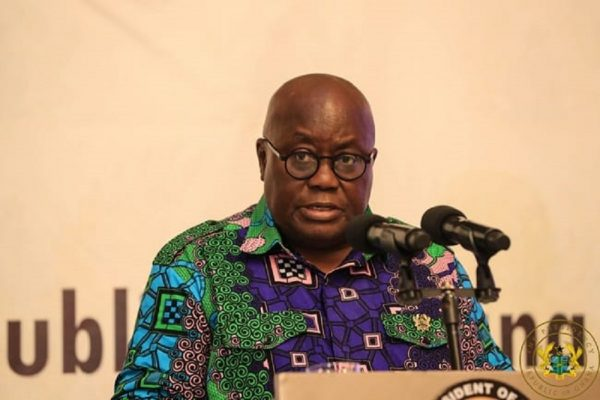 COVID-19: My critics doing so for 'their political survival' – Akufo-Addo