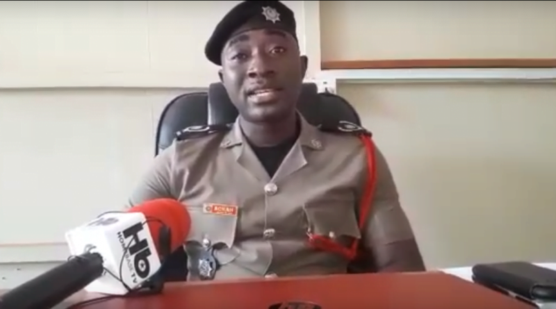 Ashanti Region Fire Service Calls for Improved Logistics For Service Delivery