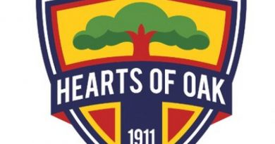 Hearts announce the acquisition of Nigerian striker