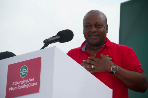 Ignore fake letter on selection of Mahama's running mate – NDC