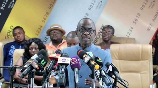 NDC Will Not Withdraw From 2020 Elections, But . . . - Asiedu Nketia