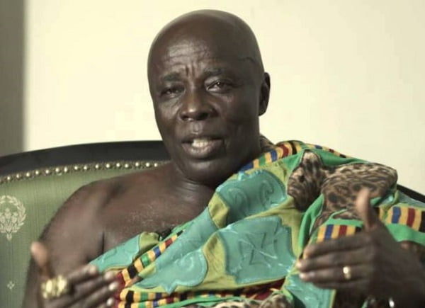 Okyenhene orders removal of foreign shrines in Akyem Abuakwa