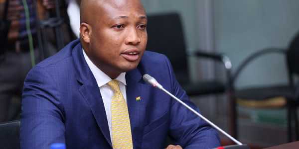 Let your works speak for you – Ablakwa advises Bawumia