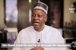 Eid-ul-Fitr: Mahama prays for Allah's protection for Ghanaians amid Covid-19