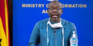 Stop politicising COVID-19; focus on fighting pandemic – Oppong Nkrumah