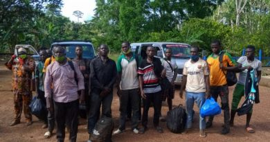 W/R: 17 Burkinabes, one Ivorian repatriated after entering Ghana illegally