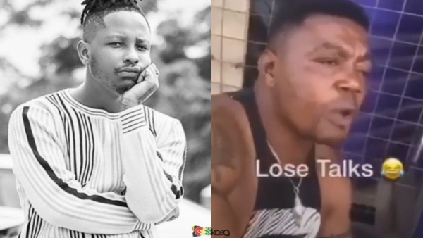 Video: Stonebwoy's Former Bodyguard Who Attacked Kelvyn Boy Explains Situation