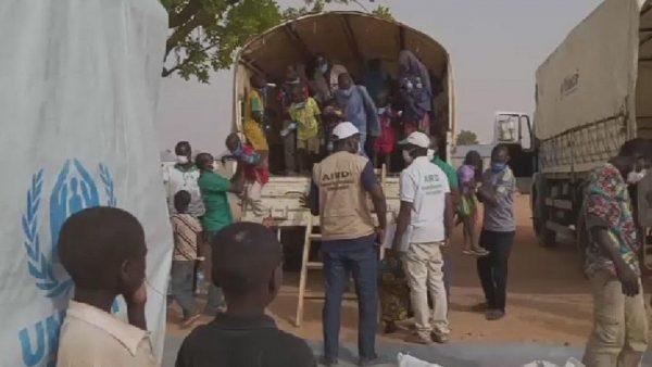 30,000 people flee Nigeria to Niger over unrest- UNHCR