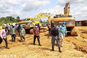 Adhere to laws on community mining – Minister