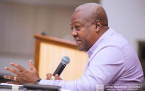 Akufo-Addo eased COVID restrictions for NPP primaries, EC – Mahama