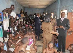 Asamankese: Four remand prisoners test positive for Covid-19