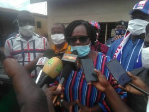 Catherine Afeku Endorsed As Parliamentary Candidate For Evaloe-Gwira