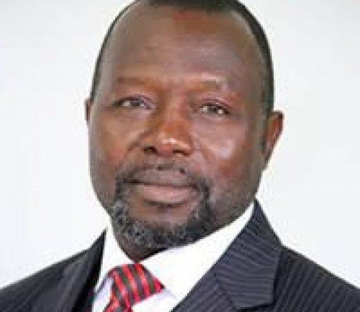 Chairman of the subsidiary legislation Committee Dominic Ayine