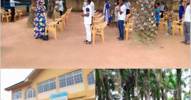 Christians in Hohoe intercede for end of the pandemic