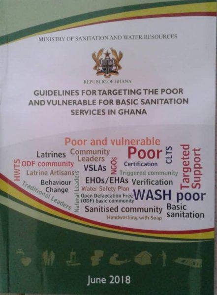 Dissemination workshop on sanitation guidelines held in Wa
