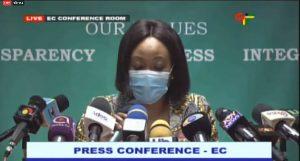 LIVESTREAMING: EC addresses nation on planned new voters registration exercise