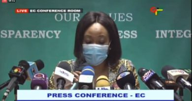 LIVESTREAMING: EC addresses nation on planned new voters registration exercise