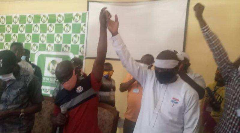Farouk Aliu Mahama wins Yendi NPP primary