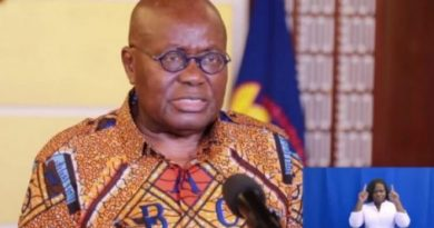 Full Text: Akufo-Addo's 12th Address To The Nation On Measures To Fight Coronavirus