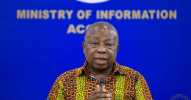 Ghana's Minister for Health tests positive for Coronavirus