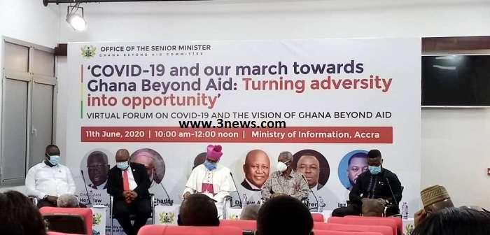 Ghana Beyond Aid Forum