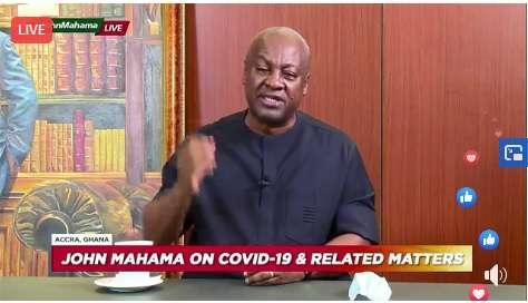 I'm waiting for NEC meeting to announce my running mate – Mahama