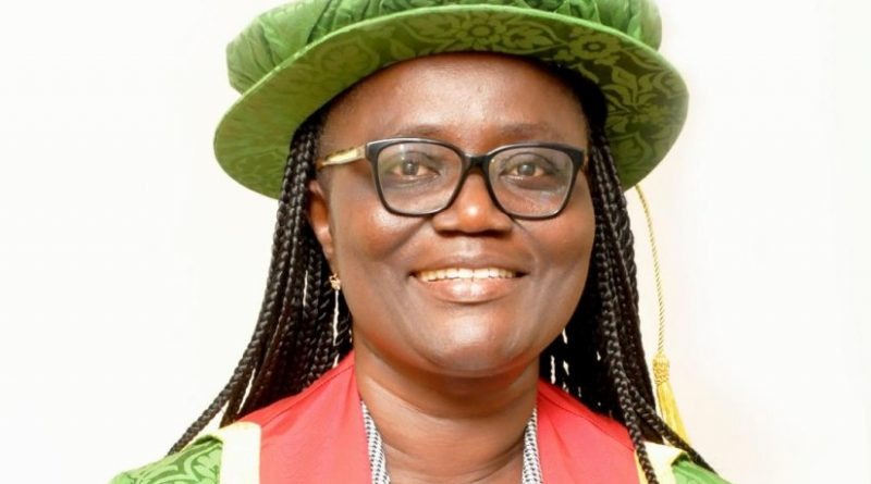 KNUST appoints first female Vice-Chancellor