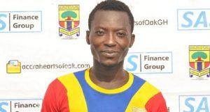Kofi Abanga: I rejected a house and signed for Hearts