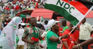 NDC no more against EC on new voter register