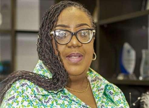NHIA boss Dr Dsane-Selby tests positive for coronavirus