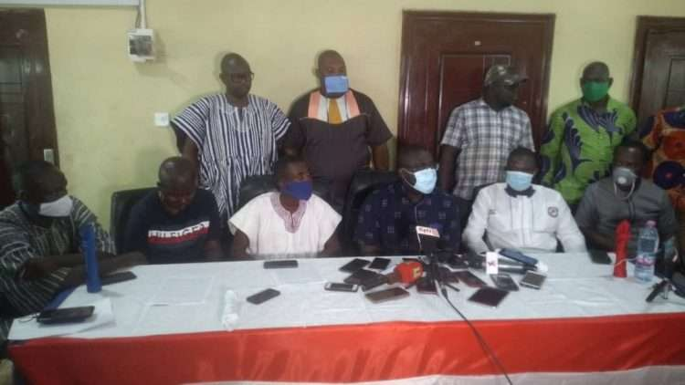 NPP accuses NDC of planning to sponsor coup makers