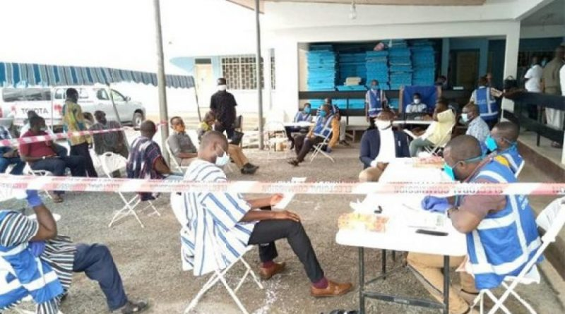 Nation wide Voters Registration commences