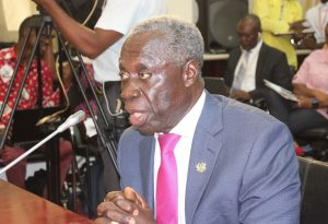 Osafo Marfo chairs forum on Covid-19 impact on govt's Ghana Beyond Aid