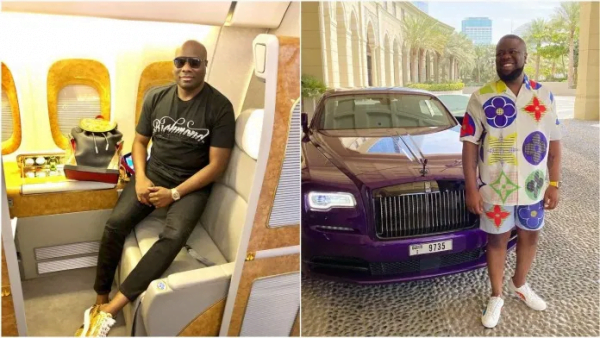 Mompha Reacts To Hushpuppi's Arrest