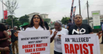 Nigeria declares state of emergency on rape
