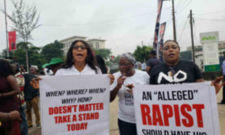 Nigeria declares state of emergency on rape