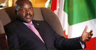 Secular music banned as Burundi mourns Nkurunziza