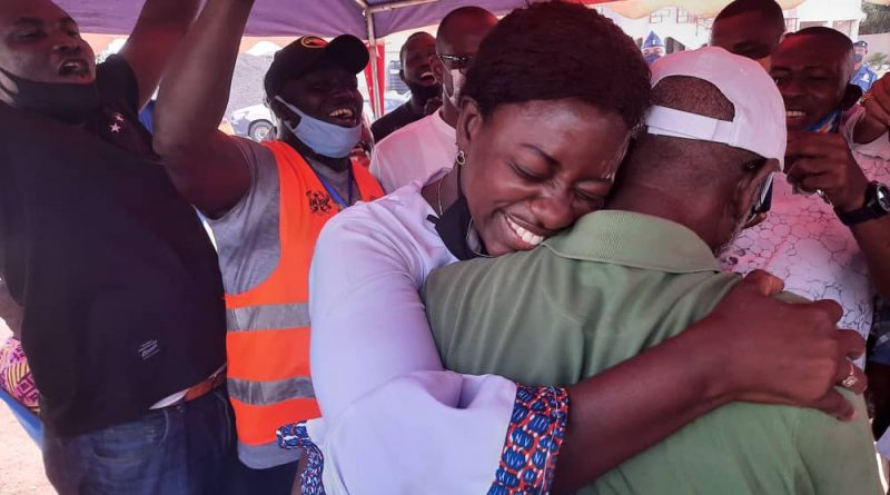Sheila Bartels Wins NPP Parliamentry Primaries In Ablekuma North Constituency