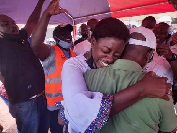 Sheila Bartels Wins NPP Parliamentry Primaries In Ablekuma North Constituency