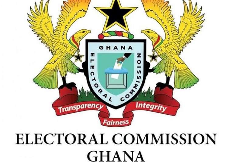 Stop using Charlotte Osei's logo – EC tells media