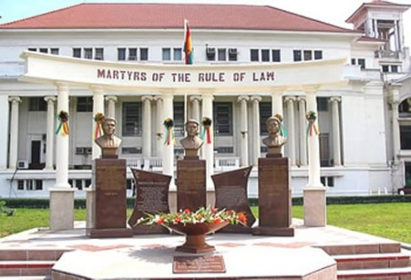 Supreme Court to rule on NDC's case against EC on June 23