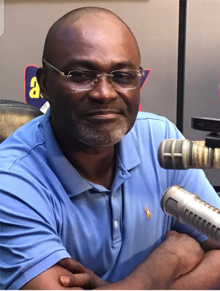 The Drug-Addict Baby Mama Of Kennedy Agyapong Threatens To Curse Him And Entire Generation
