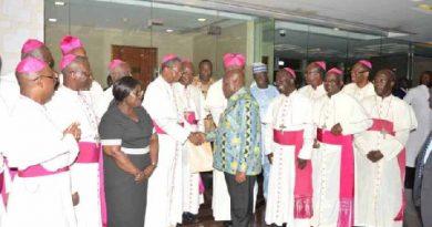 The Silence On Ghana's Roman Catholic Front.