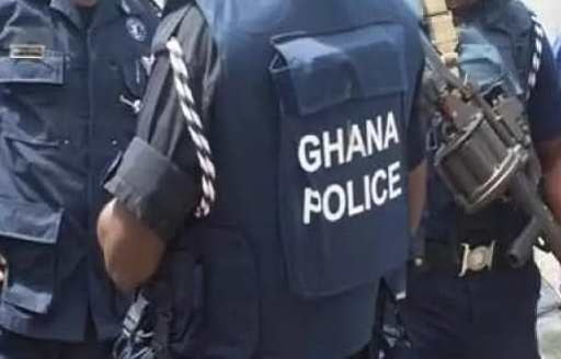 Thieves rob Nima Police Station