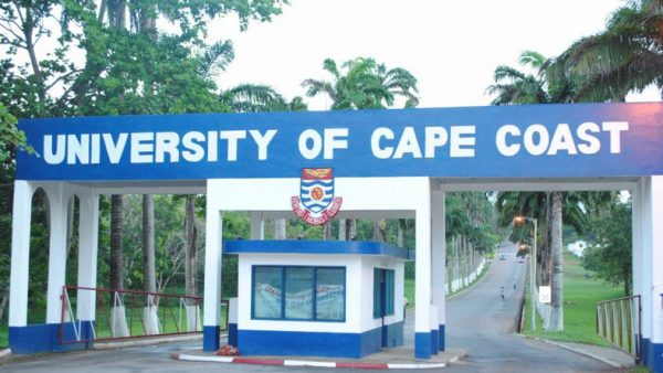 UCC appoints Prof Johnson Nyarko Boampong as new Vice-Chancellor