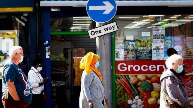 UK economy in record slump due to coronavirus