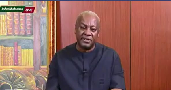 Video: NDC has always demonstrated it does not talk but deliver - Mahama
